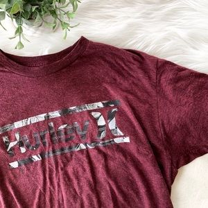 Men's Hurley Graphic Tee Shirt
